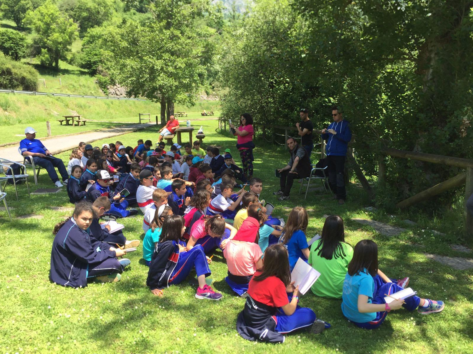 Vive la experiencia Fundación oso de Asturias