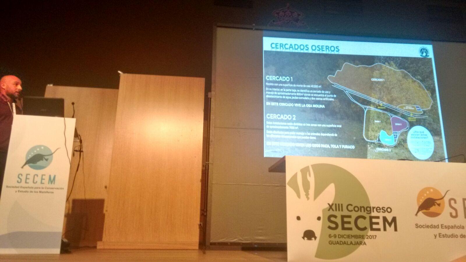 La FOA presente en el XIII Congreso de la SECEM en Guadalajara