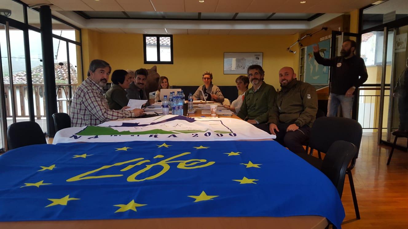 Proaza acogió la tercera reunión de la red de intercambio de proyectos de educación ambiental