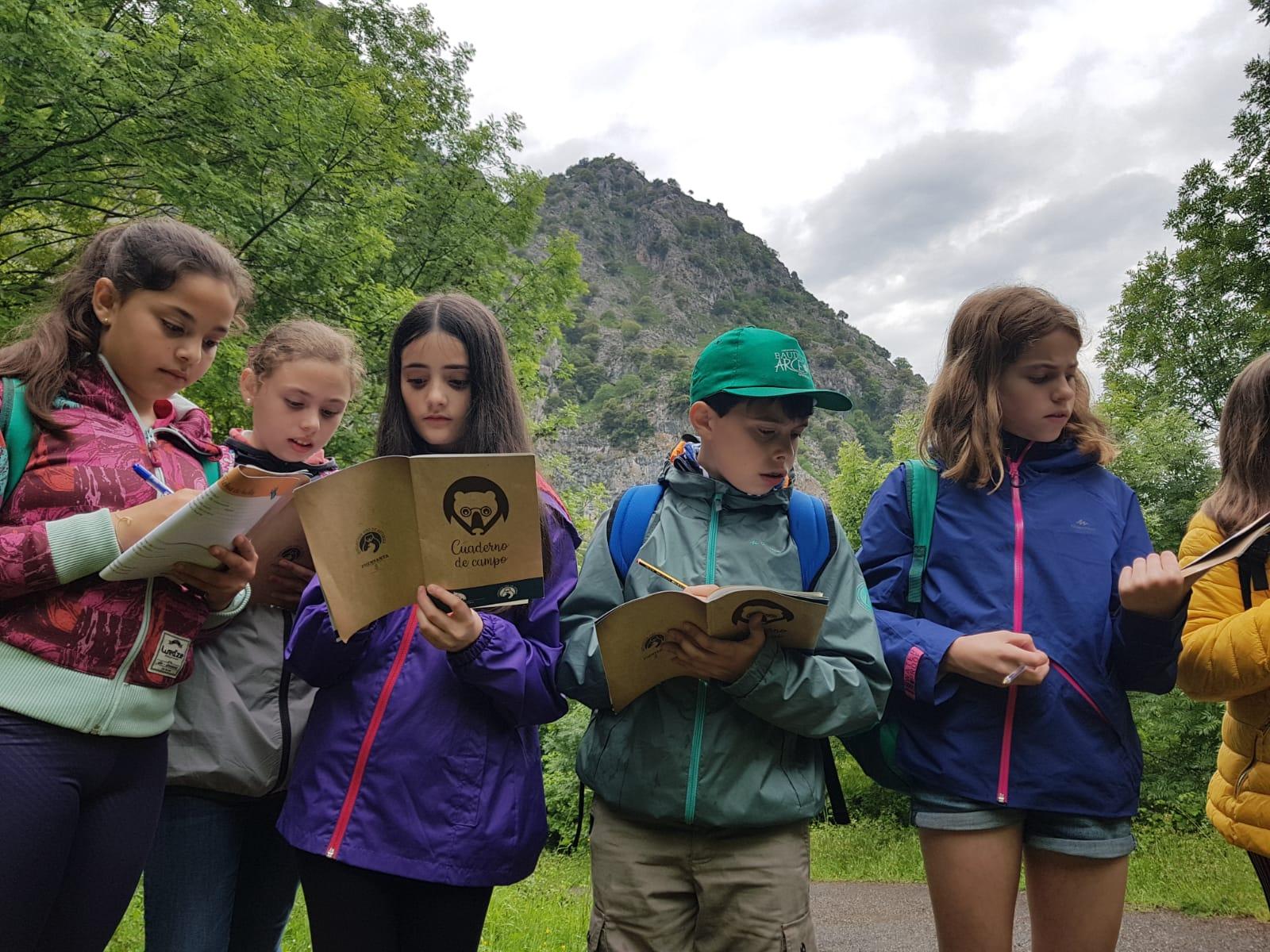 Comienzan los programas de educación ambiental 18-19