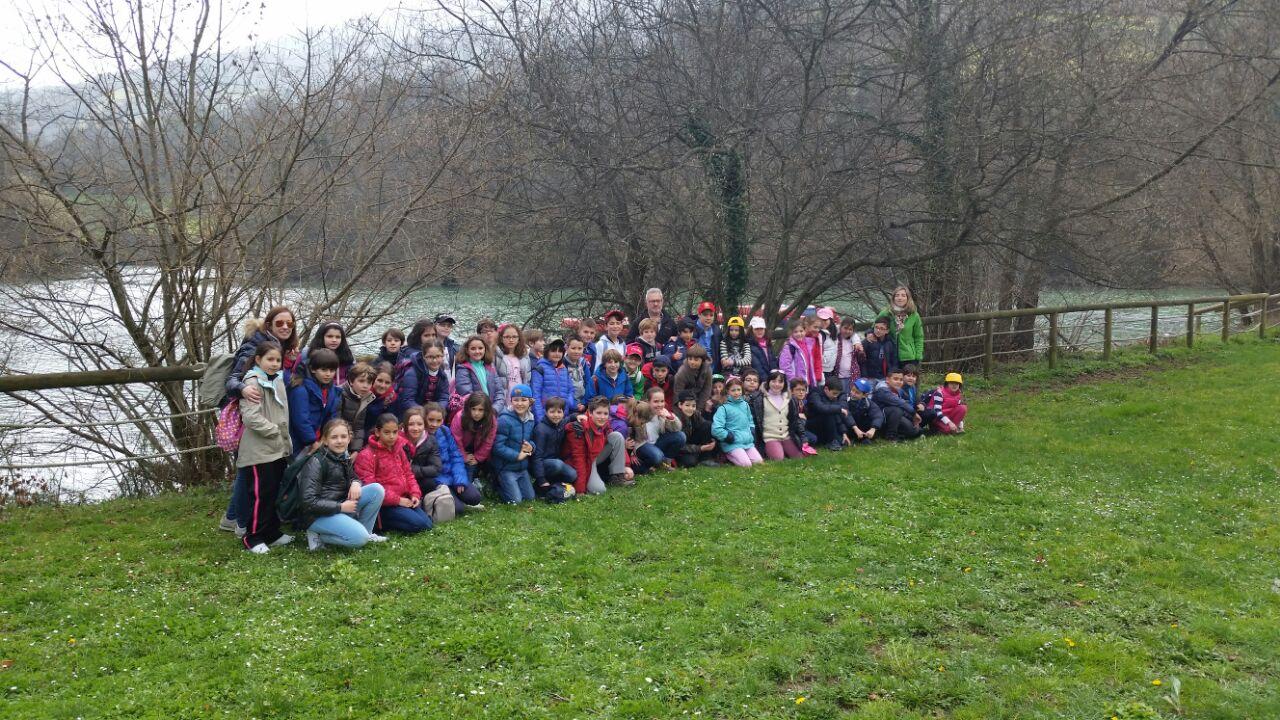 """Record de participación en el programa de Educación Ambiental """"Valles del Oso"""""""