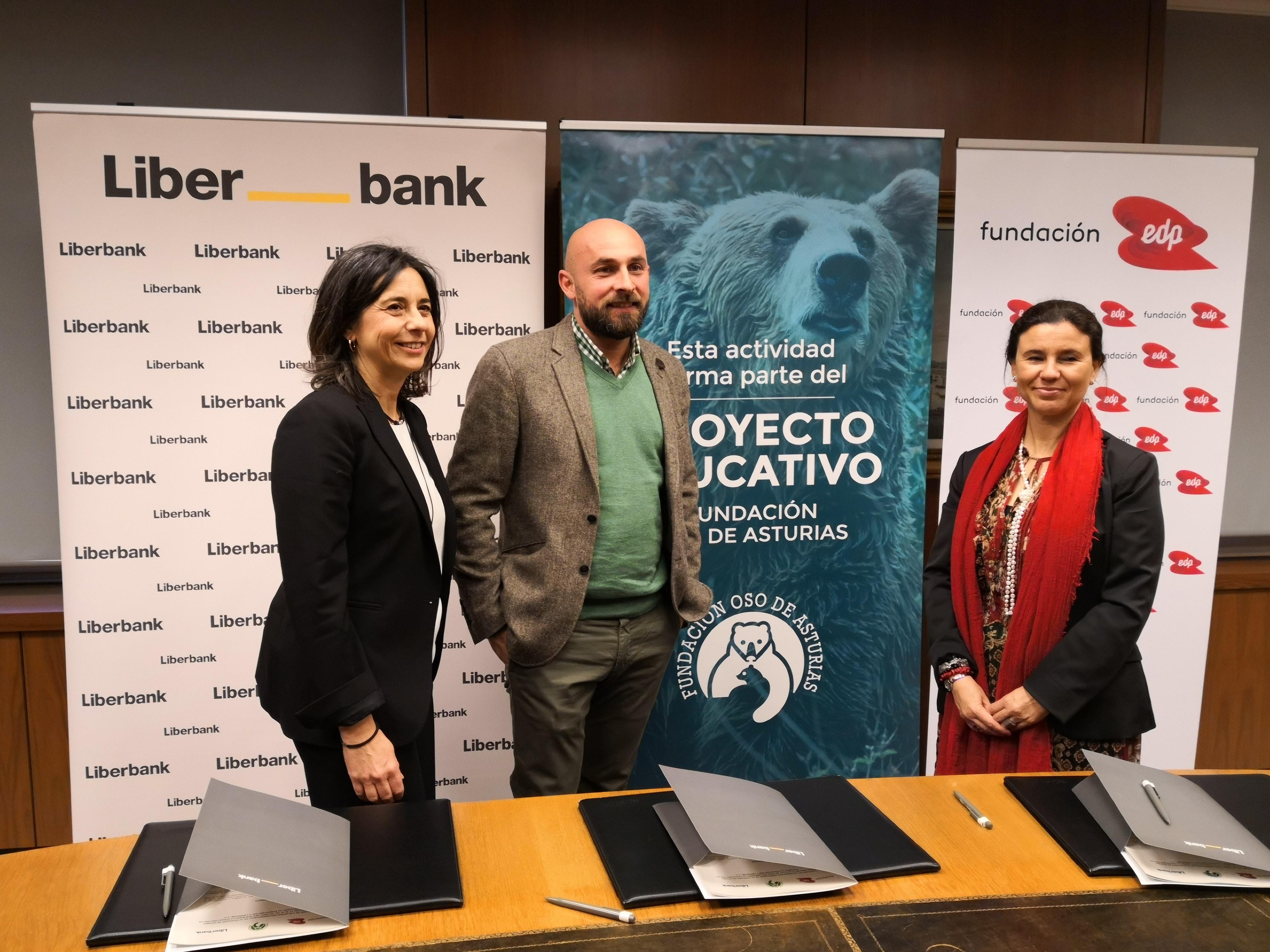 """Liberbank y la Fundación EDP patrocinan el proyecto """"Informadores ambientales en espacios naturales protegidos"""""""