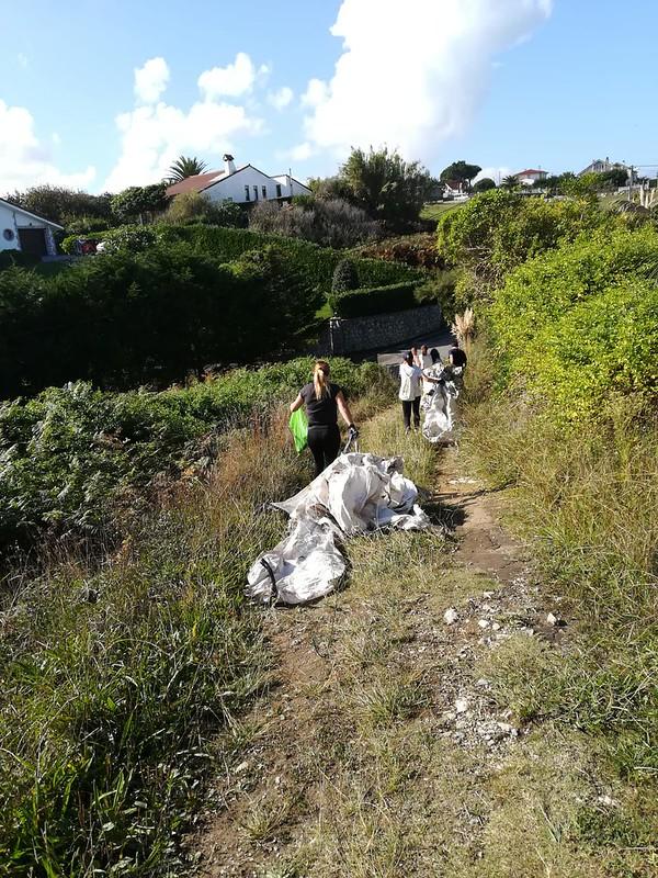 Una propuesta de la FOA para reducir la basura en los Valles del Oso, apadrinada por LIBERA