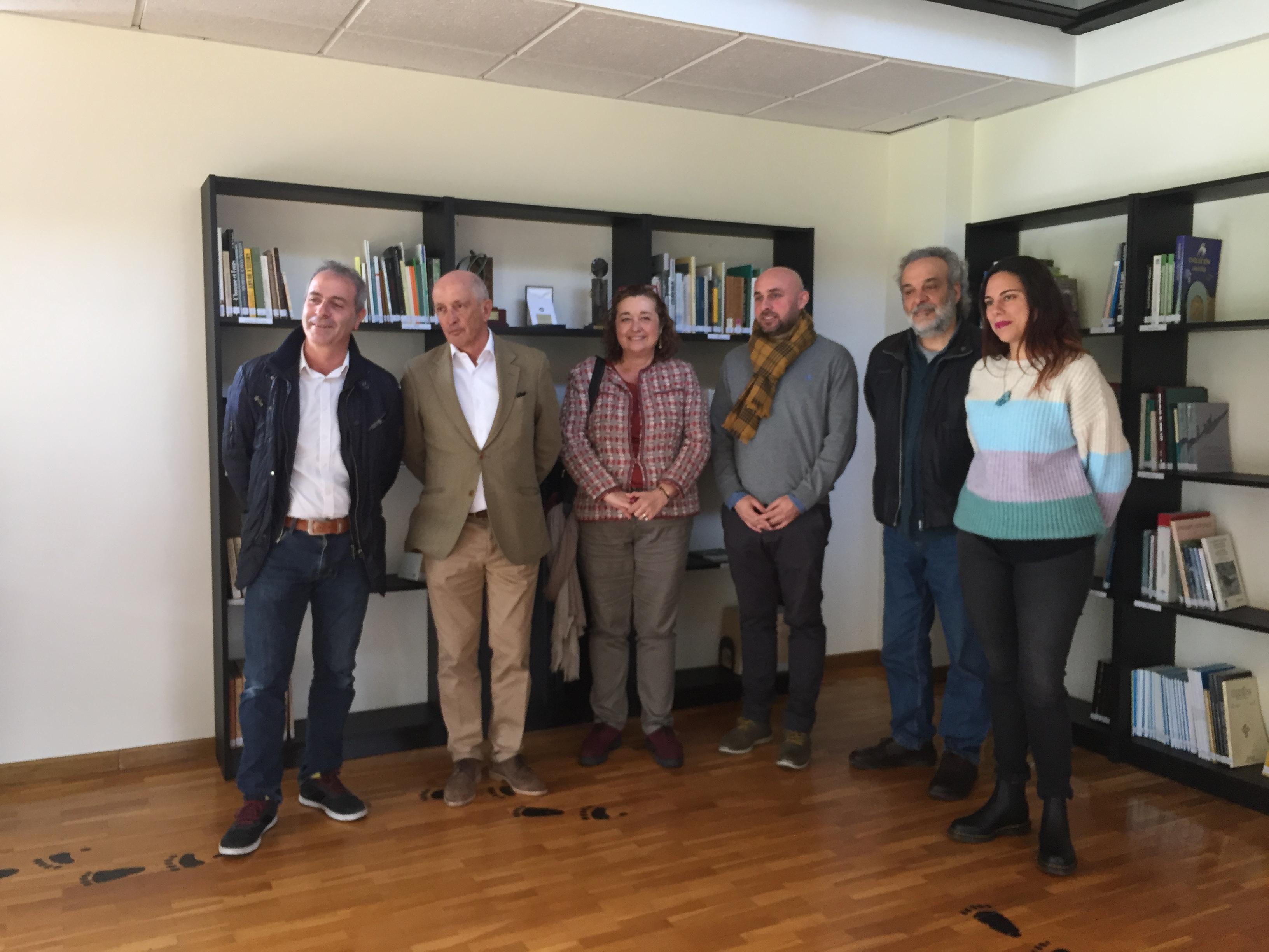 Entra en funcionamiento el Centro de Documentación sobre el Oso en Proaza